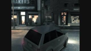 GTA IV Car Robbery Thumbnail