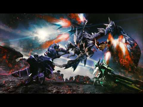 Monster Hunter XX - Valfalk Theme Extend