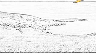 Auto Draw 2: Crow Head, Dursey Sound, Ireland
