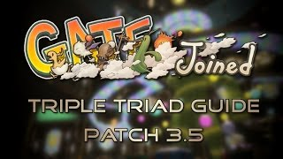 Triple Triad Guide: Introduction, Rules, Strategies and Updated Decks thumbnail
