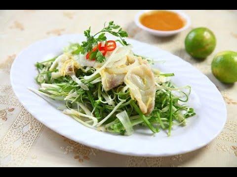 Gỏi cá bóp - Thành Phố Hôm Nay [HTV9 – 24.11.2015]