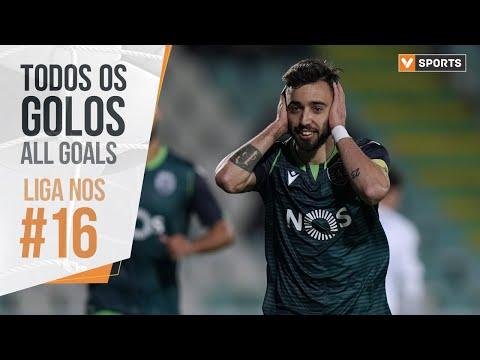 All goals - Portuguese league 2019/2020 - week 16