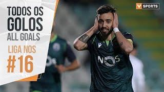 Todos os golos da jornada (Liga 19/20 #16)