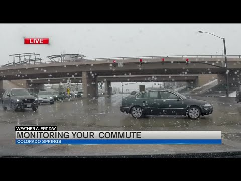 Colorado Springs on accident alert status