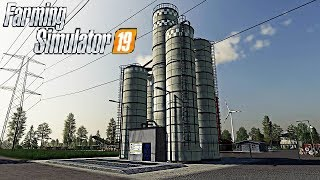 FARMING SIMULATOR 19 #36 - FABBRICA RAZIONE MISTA w/Robymel81-UnCalabrese-Poderak - NF MARSCH ITA