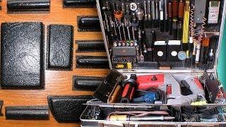 видео Кейсы сумки и саквояжи для инструментов / Интернет-магазин Jessnail