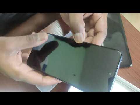 Redmi Note 9 Pro Max Interstellar Black Unboxing 6GB 128 GB