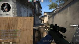 Counter strike: Global Offensive Smoke Bug