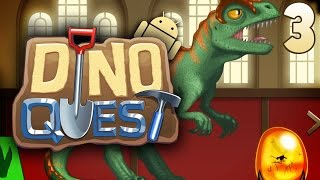 Dino Quest: Dinosaur Dig Game | Ep.03 - Life Found A Way.