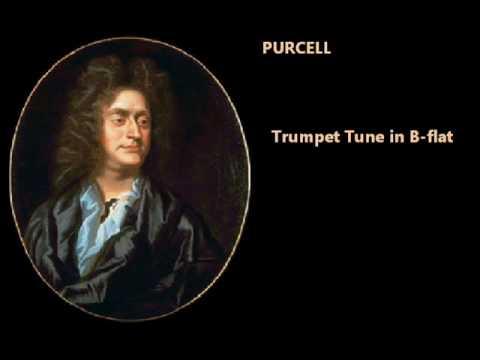 BAROQUE TRUMPET TUNES (Handel Purcell Clarke Charpentier Mouret)