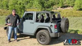 2014 Jeep Wrangler Reviewed by Ron Doron