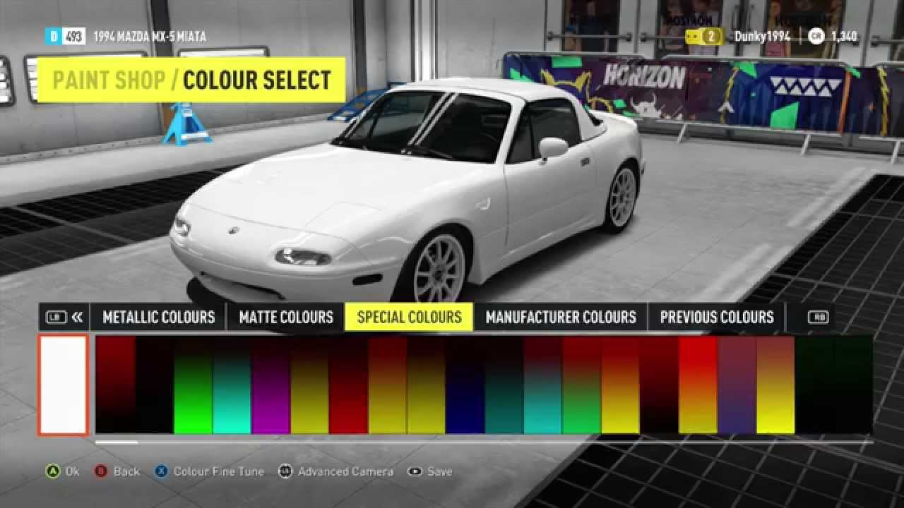 forza horizon 2 xbox 360 customization youtube. Black Bedroom Furniture Sets. Home Design Ideas
