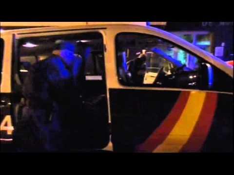 Galicia 112: Actuación da Policía en Ourense