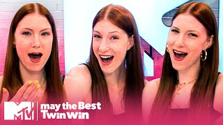 These Triplets Compete On A Red Hot Date | May the Best Twin Win | MTV
