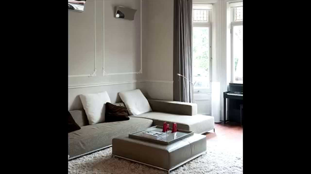 Very small living room decorating ideas youtube - Small apartment decor ideas ...