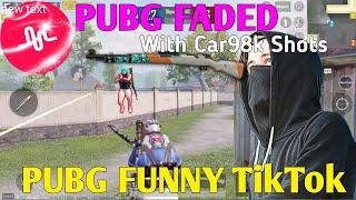 Alan Walker || Faded Pubg Mobile Gun Sync | Alan Walker - Pubg Cover Faded Song Car98k By Ninja YT