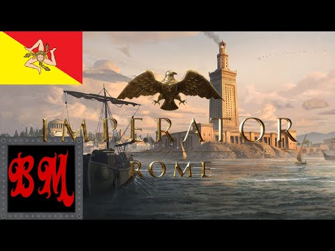 Let's Play Imperator Rome Syracuse - Part 1
