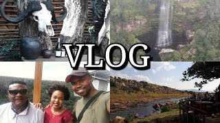 Vacation VLOG | Meet dad & Explore Nelspruit!