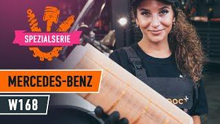 Montage MERCEDES-BENZ A-CLASS (W168) Rippenriemen: kostenloses Video