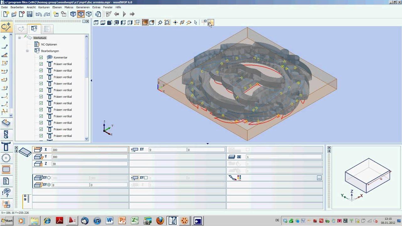 woodwop dxf import avi youtube rh youtube com woodWOP 4.5 woodWOP DXF Import