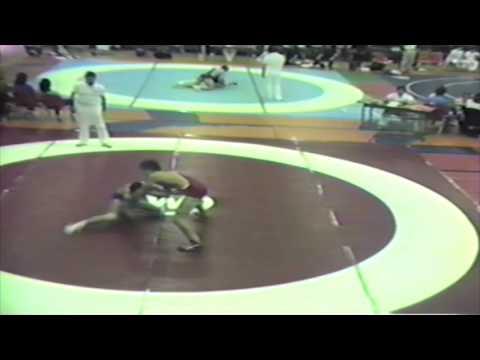 1987 National Espoir Championships Match 18