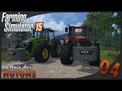 Farming Simulator 15 | La Haie des Nutons #4 Ensilage en multijoueur !