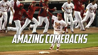 MLB | Amazing Comebacks | Part 1