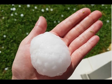 Sydney Hail Storm - 15th December 2018