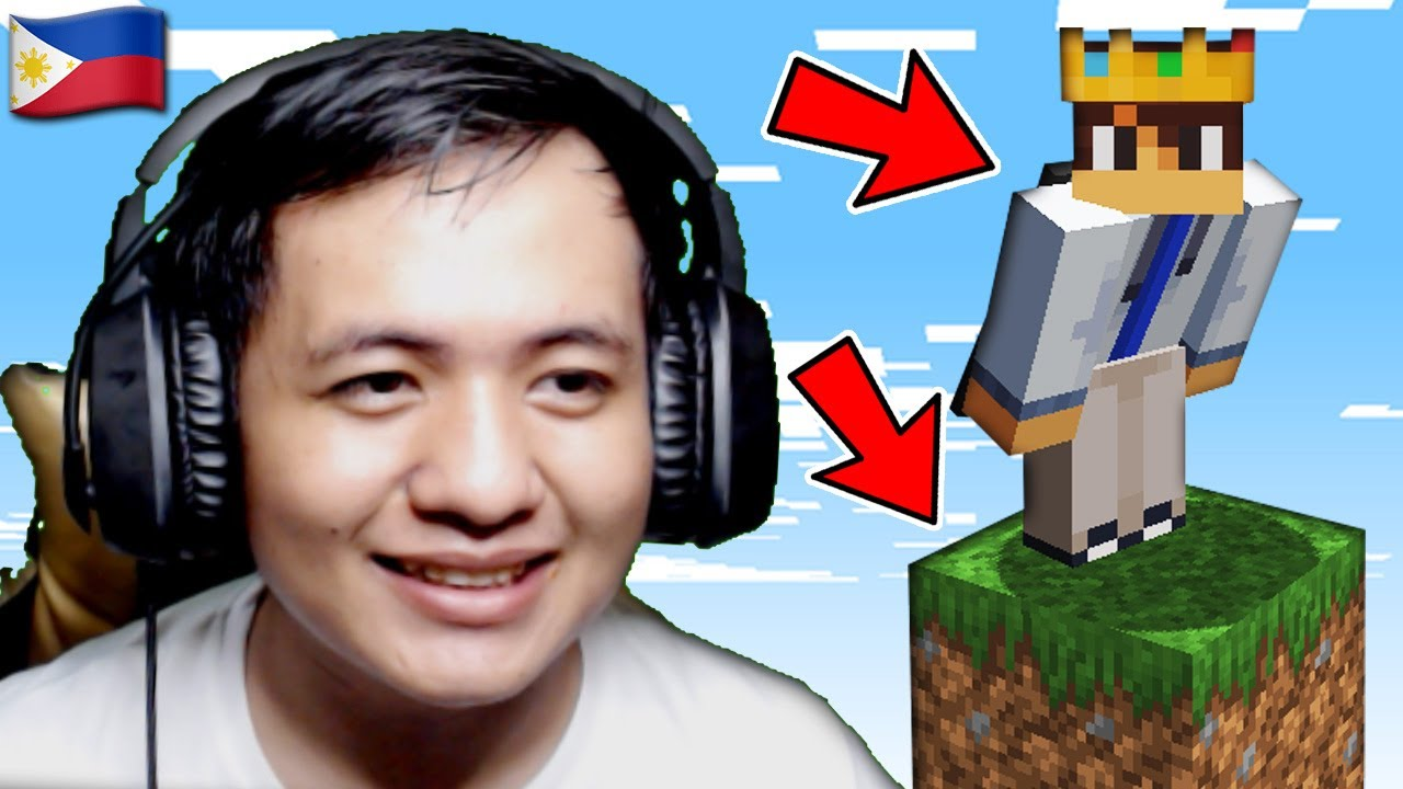 Minecraft, ONE BLOCK #01 : MUNTIKAN NA !! (Tagalog)