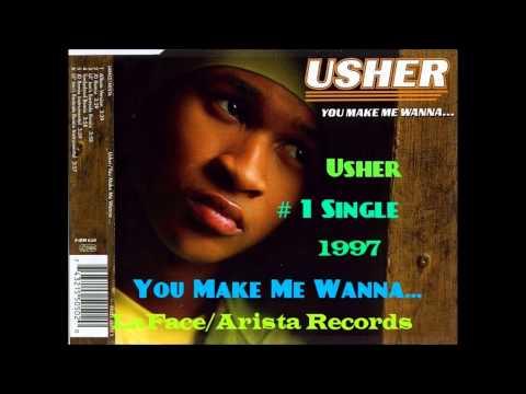 Usher You Make Me Wanna HD Audio