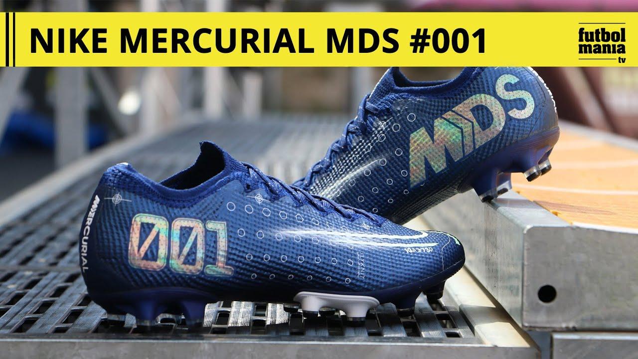 trabajador Corta vida Fanático  Nike Mercurial Dream Speed #001 - Las nuevas botas de CR7 y Mbappé - YouTube