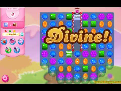 Download Candy Crush Saga Level 5625 (3 stars, No boosters)
