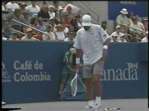 Andrei Pavel v Patrick Rafter (2001 Montreal Final) complete match