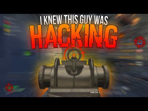 I KNEW This Guy Was HACKING - Modern Warfare 3 LIVE!