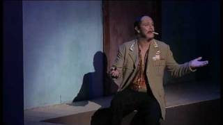 The American dream scene from Miss Saigon at Moster Amfi in Bømlo, ...