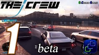 The CREW Beta Walkthrough Ultra PC - Gameplay Part 1