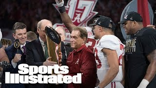 How 5-Star Quarterback Tua Tagovailoa Led Alabama To Win | SI NOW | Sports Illustrated