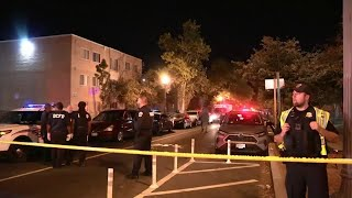 Washington shooting: One dead & five injured, suspect at large
