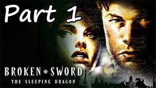Broken Sword 3: The Sleeping Dragon - Part 1 - HD Walkthrough