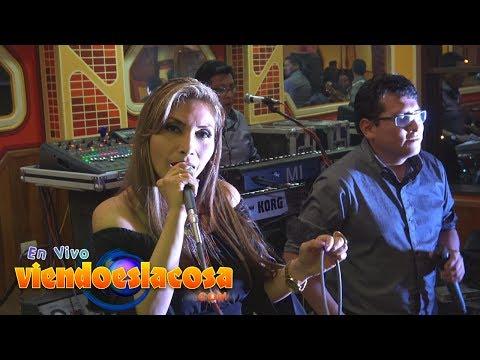 VIDEO: Orquesta A Flor de Cumbia - Cantante Flor de María Hito