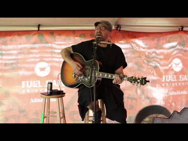 "Kevin Seconds (7 Seconds) - ""The Broken and the Bent"" (Live at Warped Tour 6-21-13)"