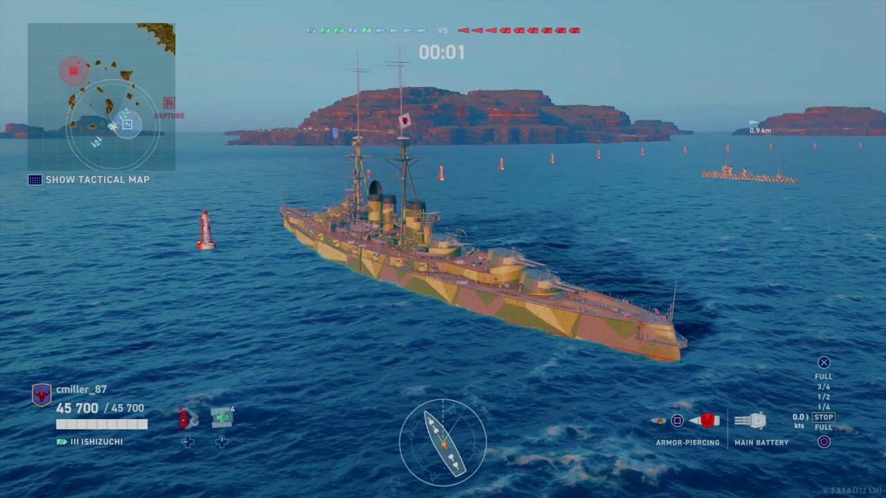 World of Warships: Legends - YouTube