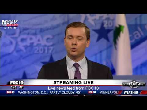 WATCH: NRA's Chris Cox GOES OFF On Hillary Clinton At CPAC