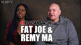 Remy Ma: I'm on Parole, So I Have to Approach Things Differently (Flashback)