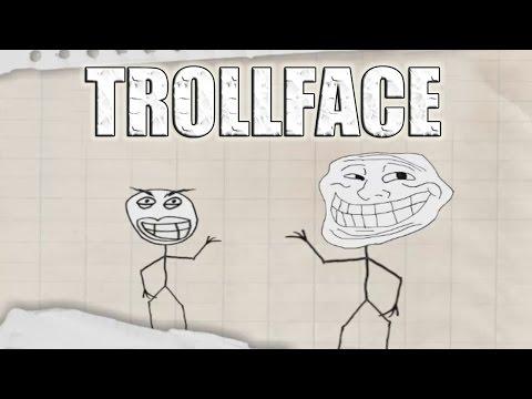 Обзор Trollface Quest