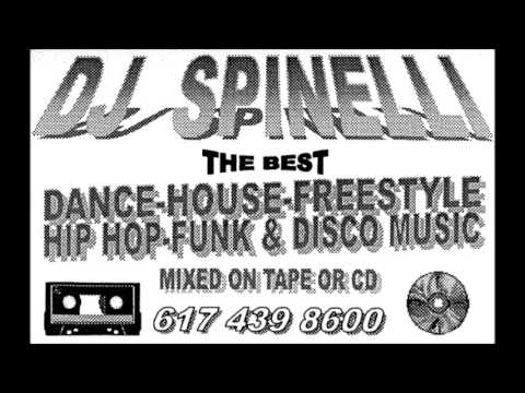 1997 Rap/R&B/Freestyle/Dance/House/Euro House Mix (Cassette 6)