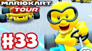 London Tour Week 2! - Mario Kart Tour - Gameplay Part 33 (iOS)