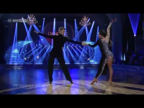 Dancing Stars 2016, F: 9 - Thomas Morgenstern Tanz 1 (Tanz)