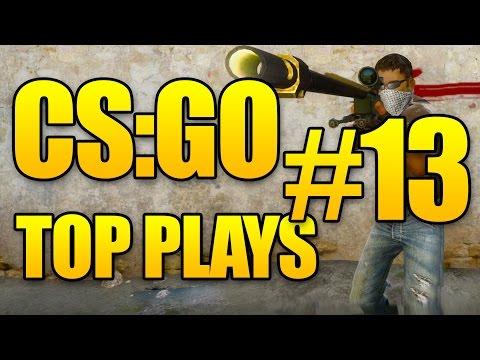 CSGO Top 10 Plays - Counter Strike Global Offensive - E ...