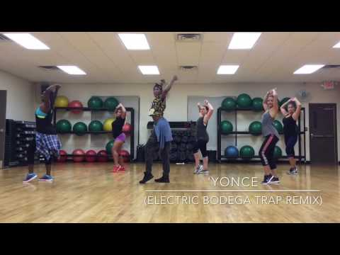 Zumba with MoJo: 'Yonce (Electric Bodega Trap Remix)